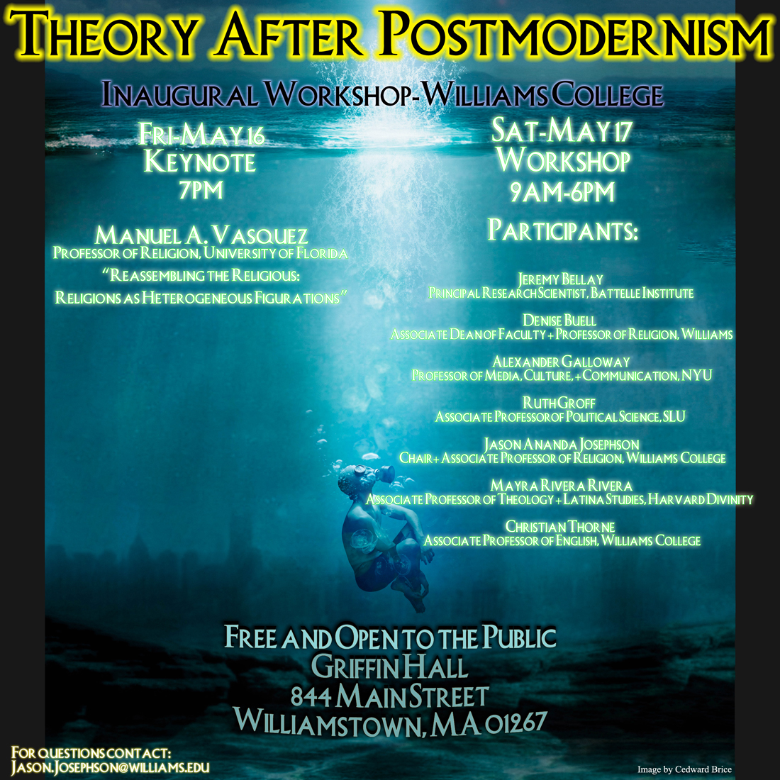 What would be a good dissertation topic for the political theory of postmodernism?