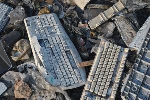 Agbogbloshie Keyboard