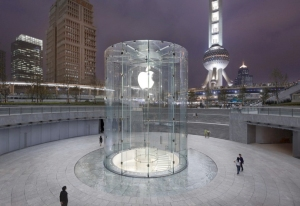 Apple Store Shanghai--Photo Credit by Roy Zipstein