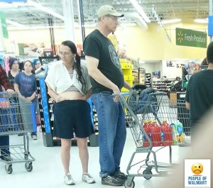 Photo credit People of Walmart