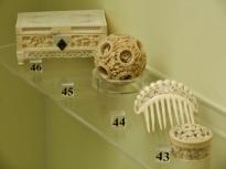 19th Century Ivory Goods
