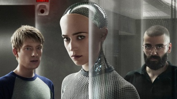 Ex Machina (2015)